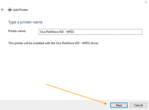 how to add your printer