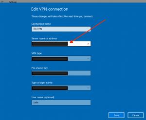 edit windows vpn